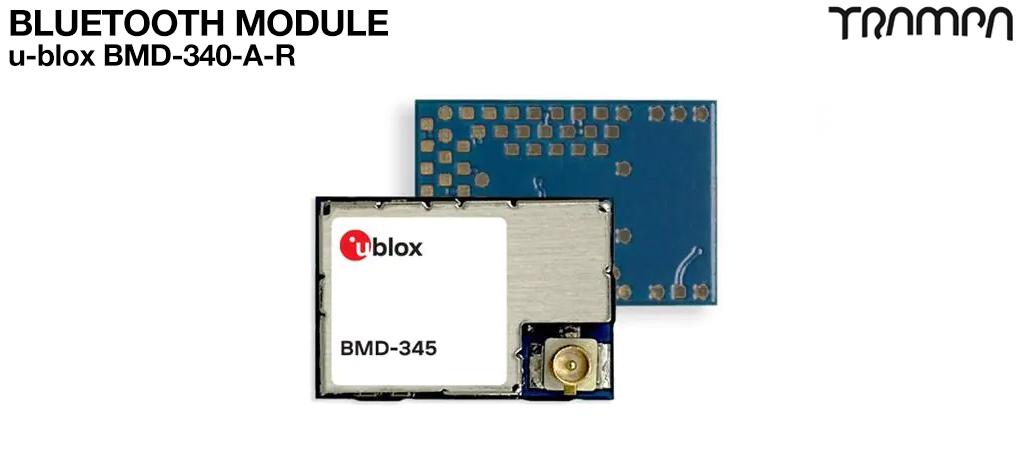 Bluetooth Modules / u-blox BMD-340-A-R