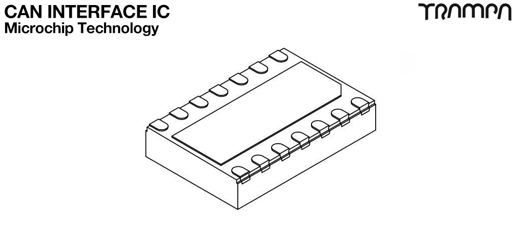 CAN Interface IC / Microchip Technology