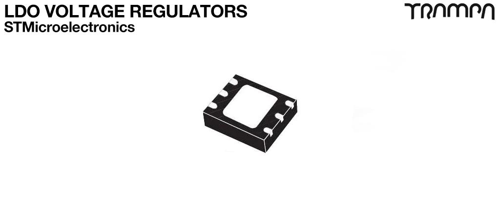 LDO Voltage Regulators / STMicroelectronics
