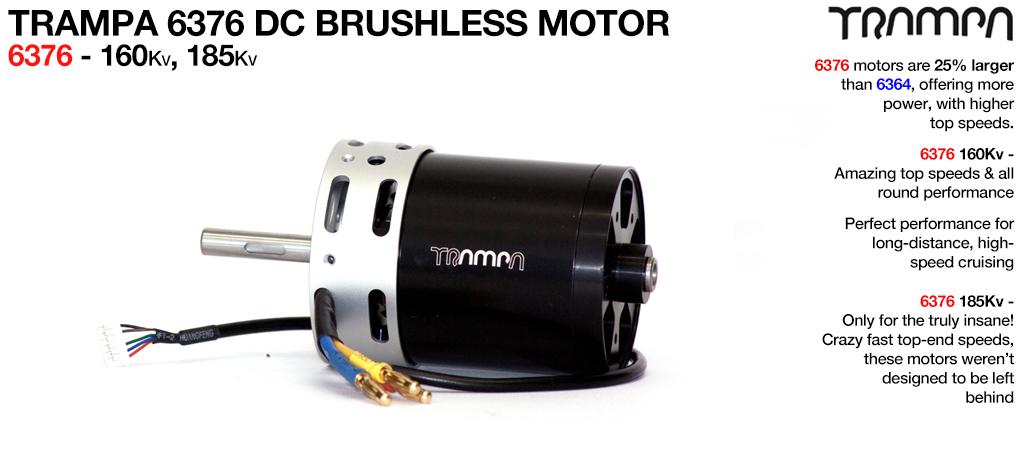 TRAMPA Custom DC Motor 6376