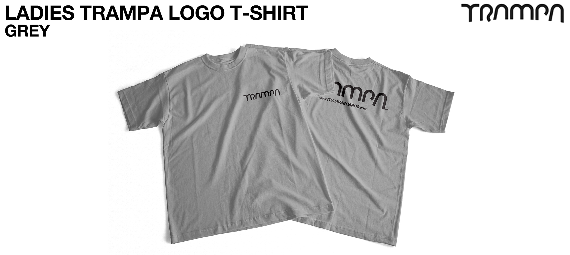 Grey/Silver T-Shirt