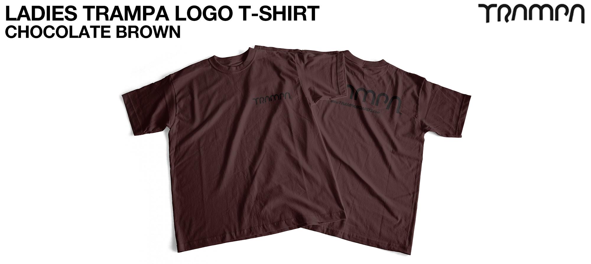 Chocolate Brown T-shirt