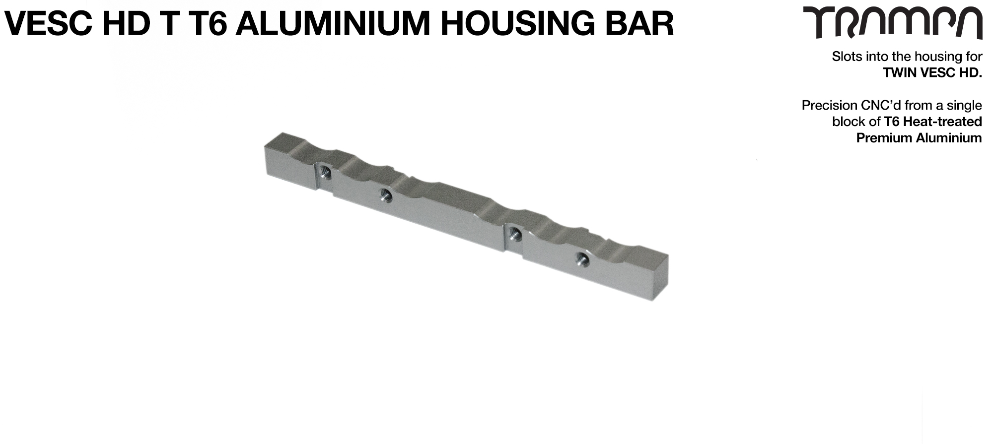 VESC HD TWIN T6 BAR