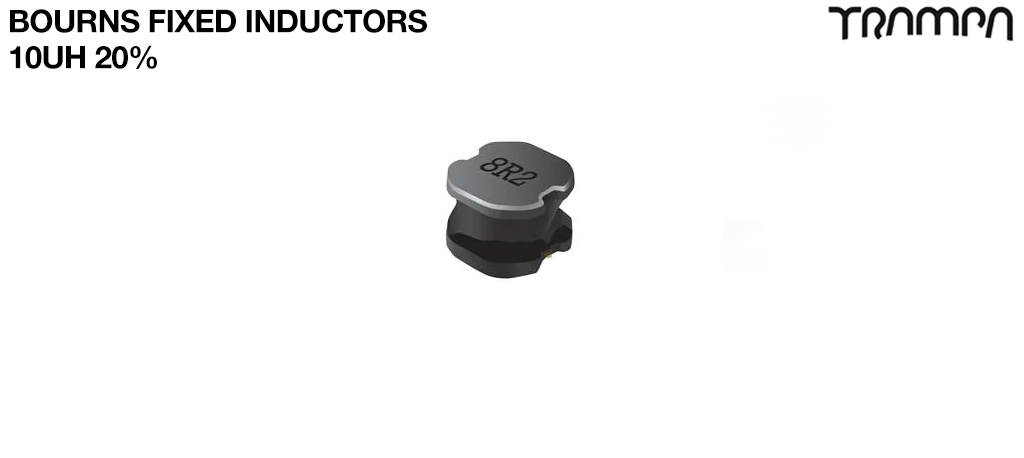 Bourns Fixed Inductors10uH 20%