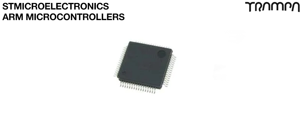 STMicroelectronics ARM Microcontrollers