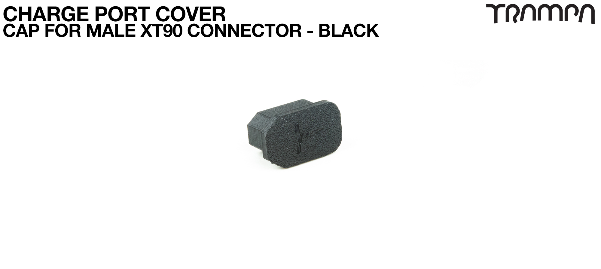 I'd like a BLACK XT90 Charge Port Cover