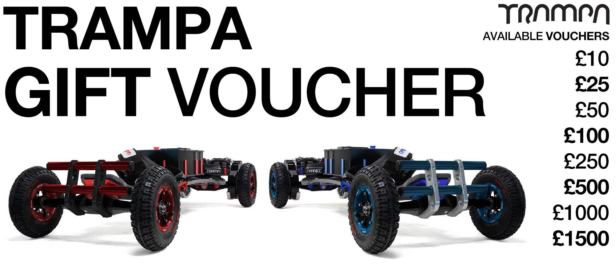 Gift Voucher for NON UK Customers