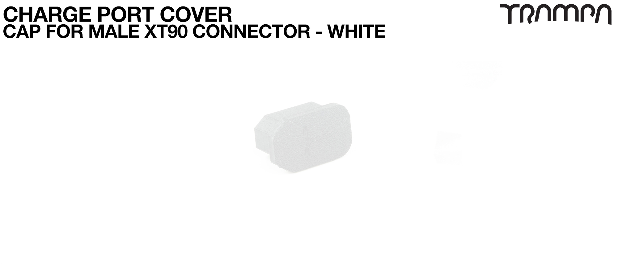 I'd like a WHITE XT90 Charge Port Cover