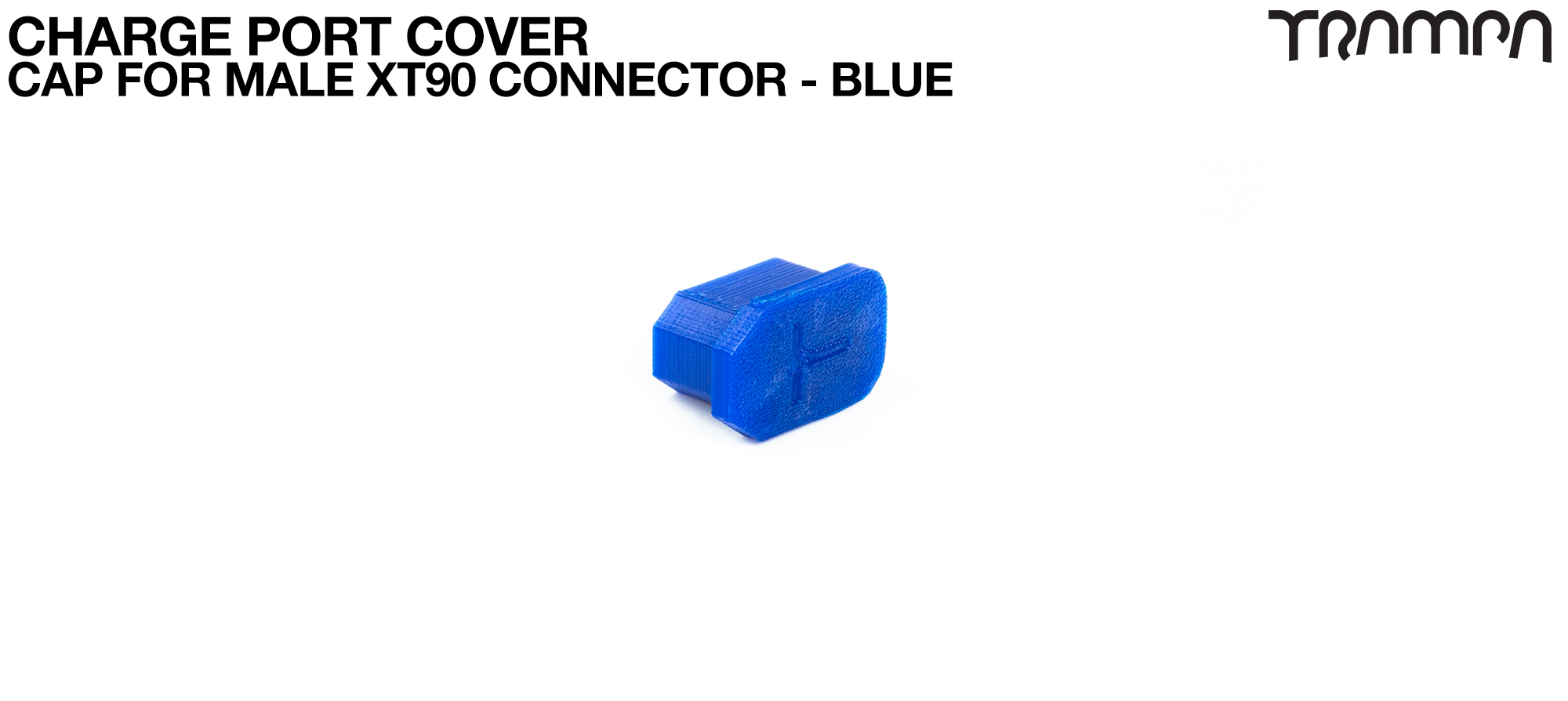 I'd like a BLUE XT90 Charge Port Cover