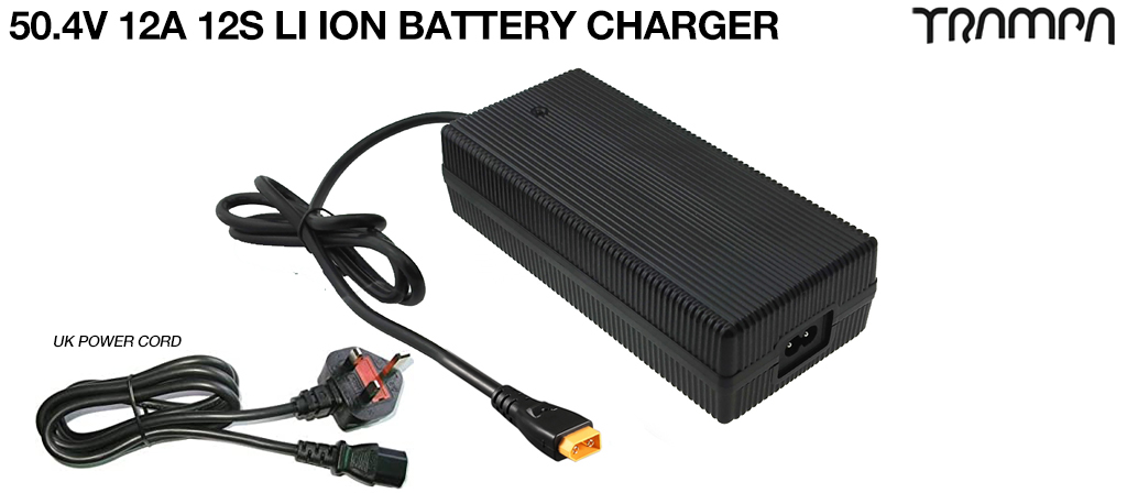 50.4 12A 12S LI ION BATTERY CHARGER