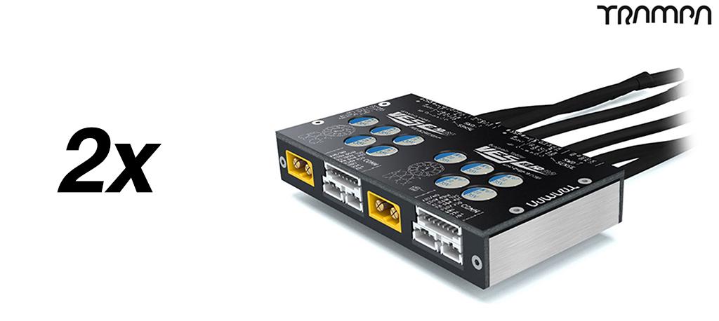 2 x VESC HD-60T TWIN - £320 + TAX Each