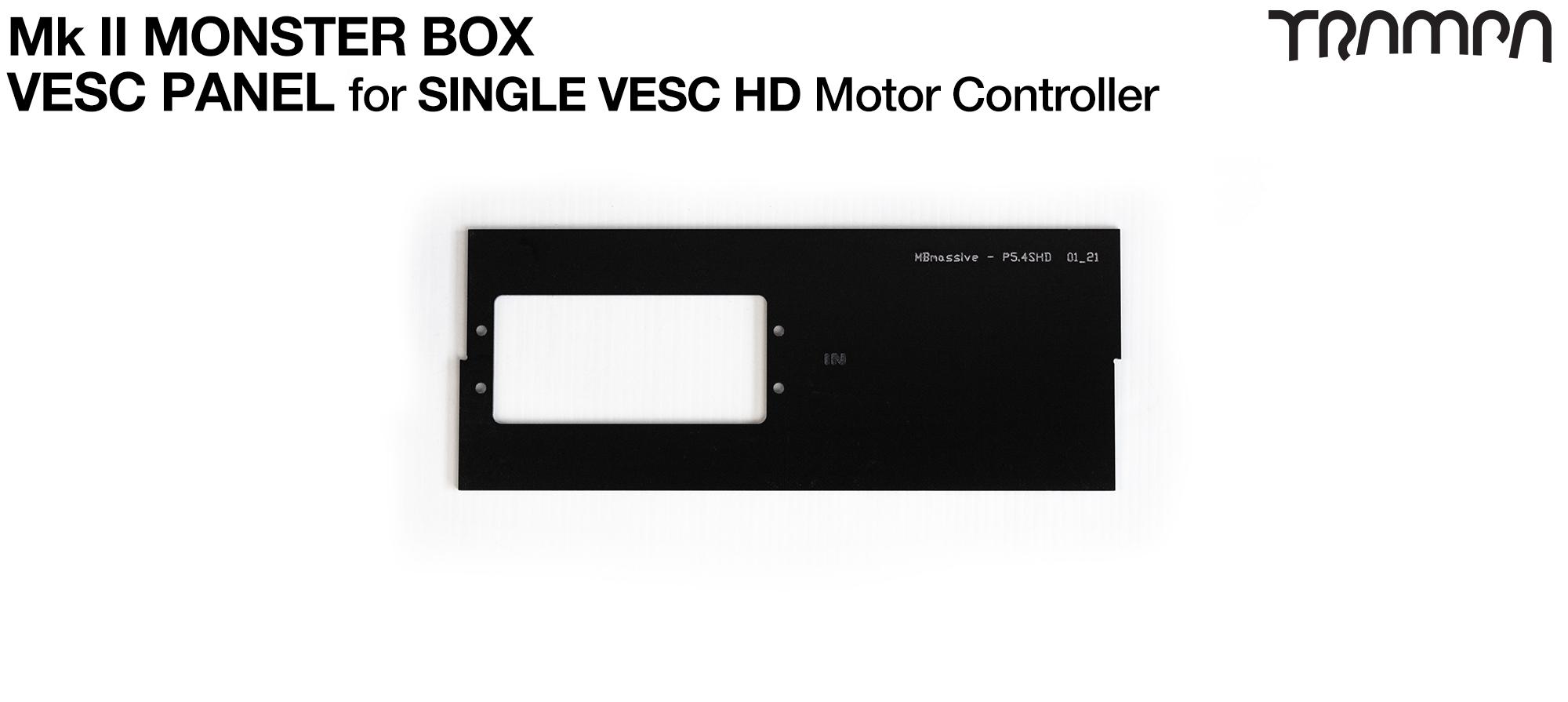 MASSIVE Monster Box 1x HD-60Twin Mounting Panel