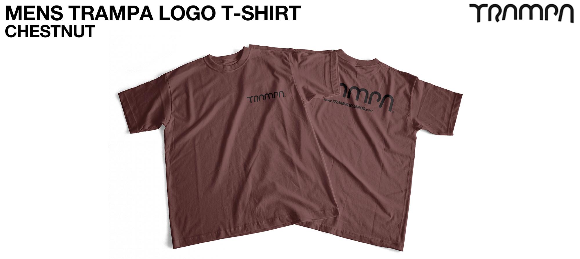 Gildan TRAMPA T shirt Chestnut - CUSTOM