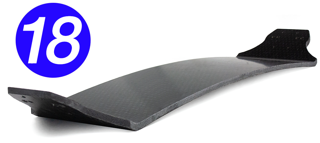 18ply 10-73 4WD-E BigBoi WING Deck  - OUT OF STOCK