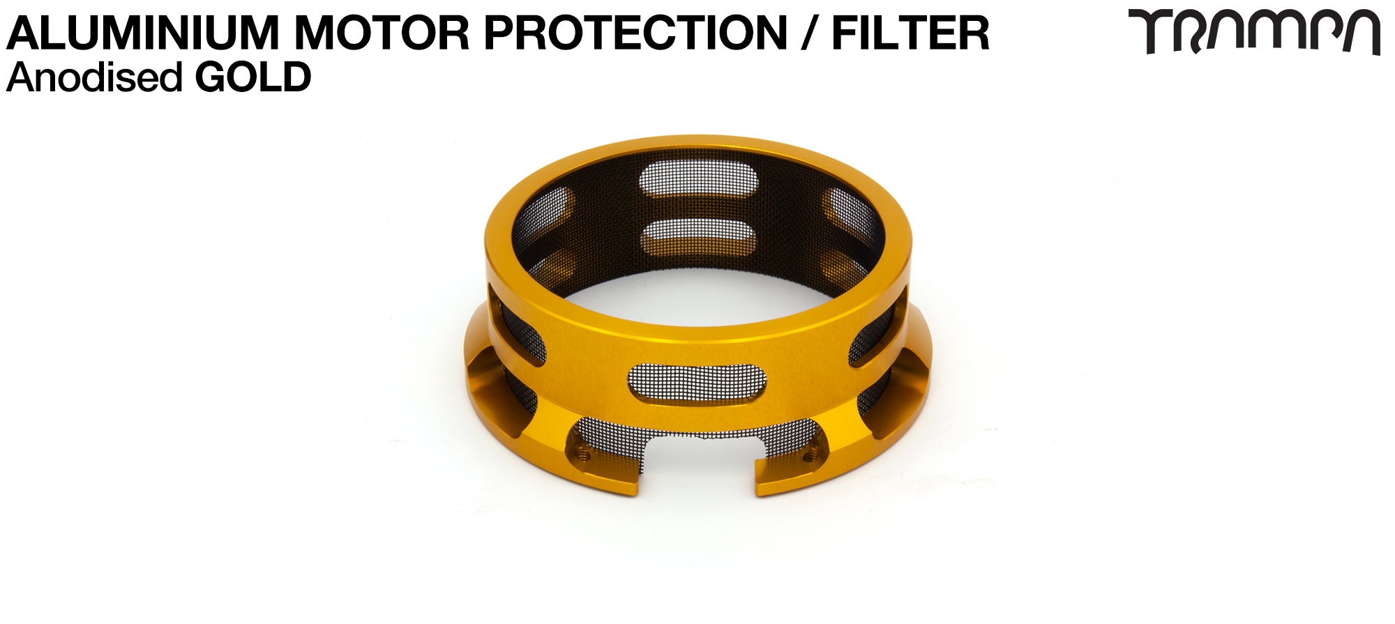 Aluminium Motor protection - GOLD