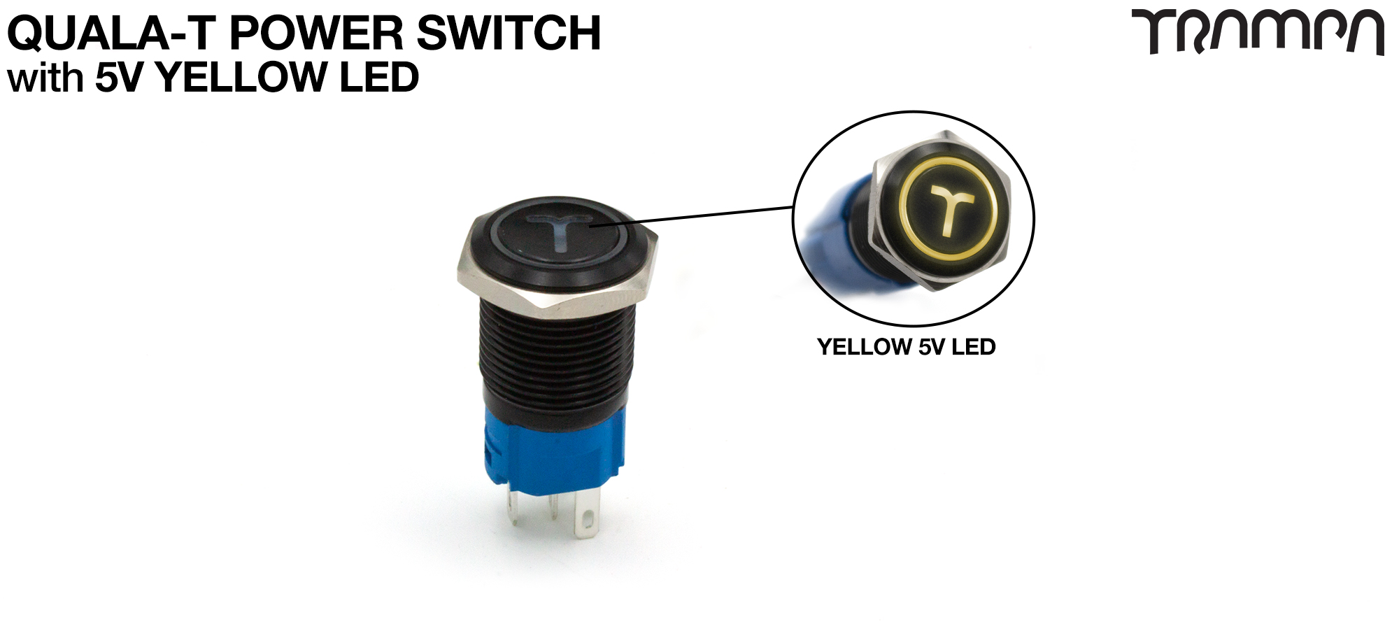 I'd like a YELLOW LED power switch