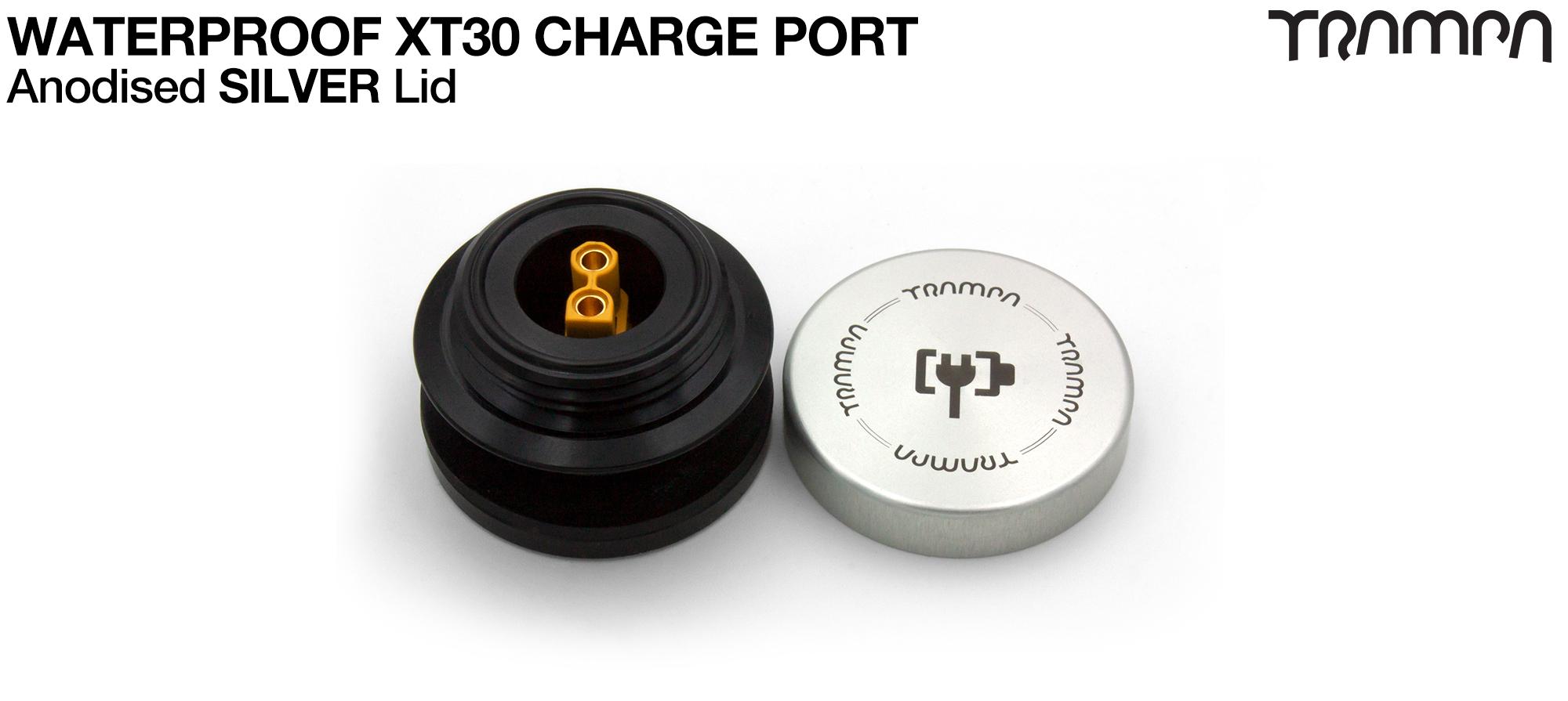 ORRSOM GT XT30 WATERPROOF Charge Port - SILVER