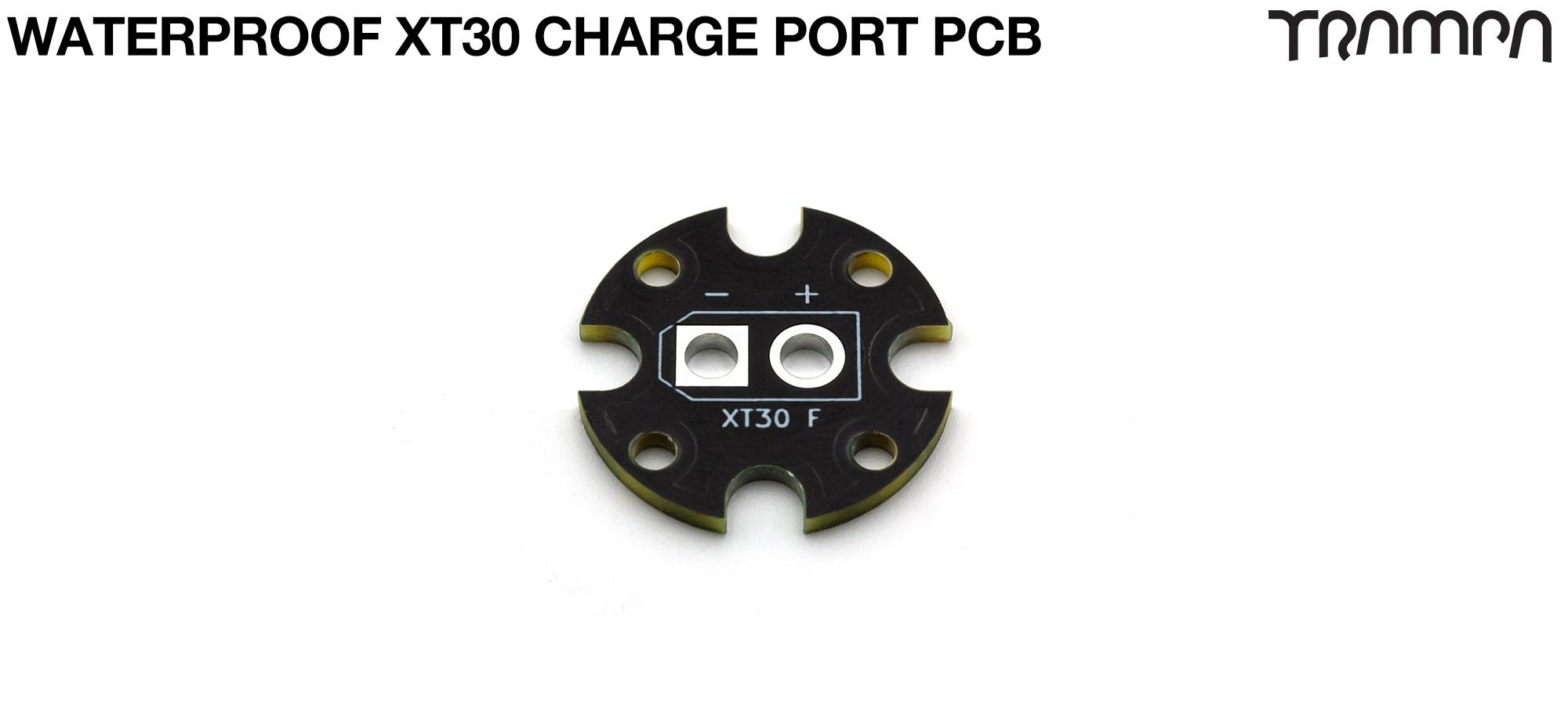 ORRSOM GT WATERPROOF XT30 CHARGE Port PCB