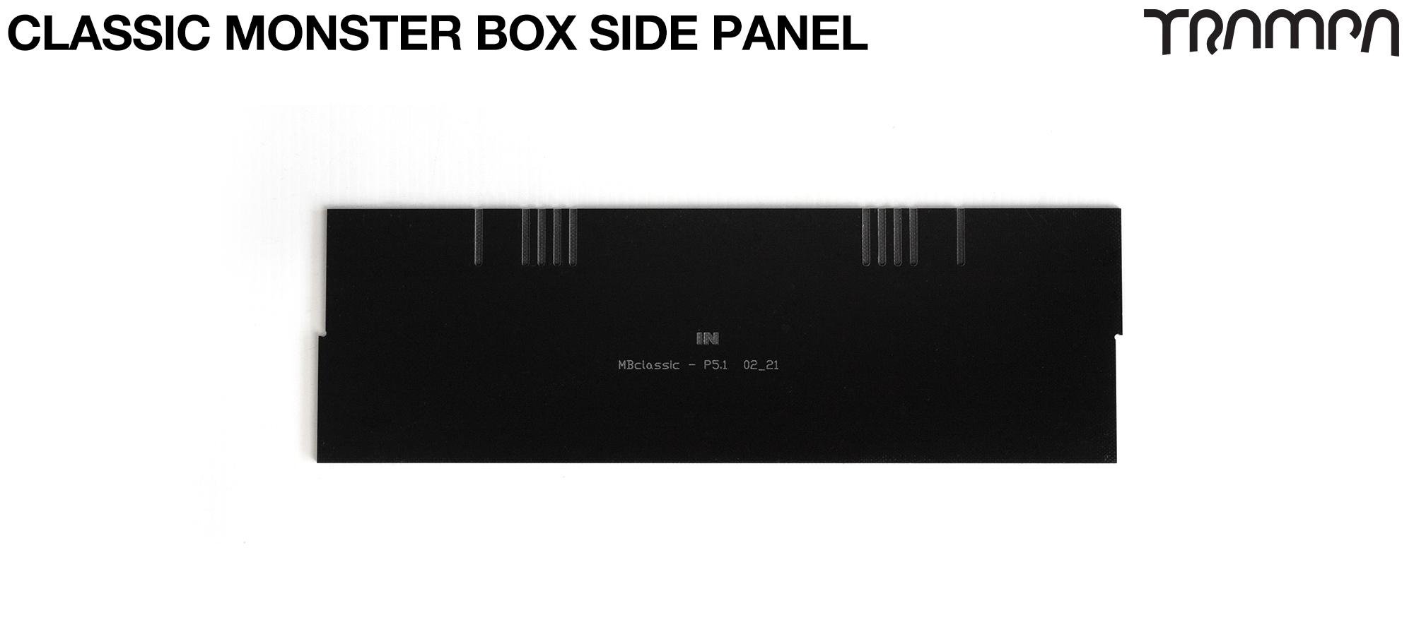 CLASSIC MONSTER Box MkV 2mm SIDE PANEL