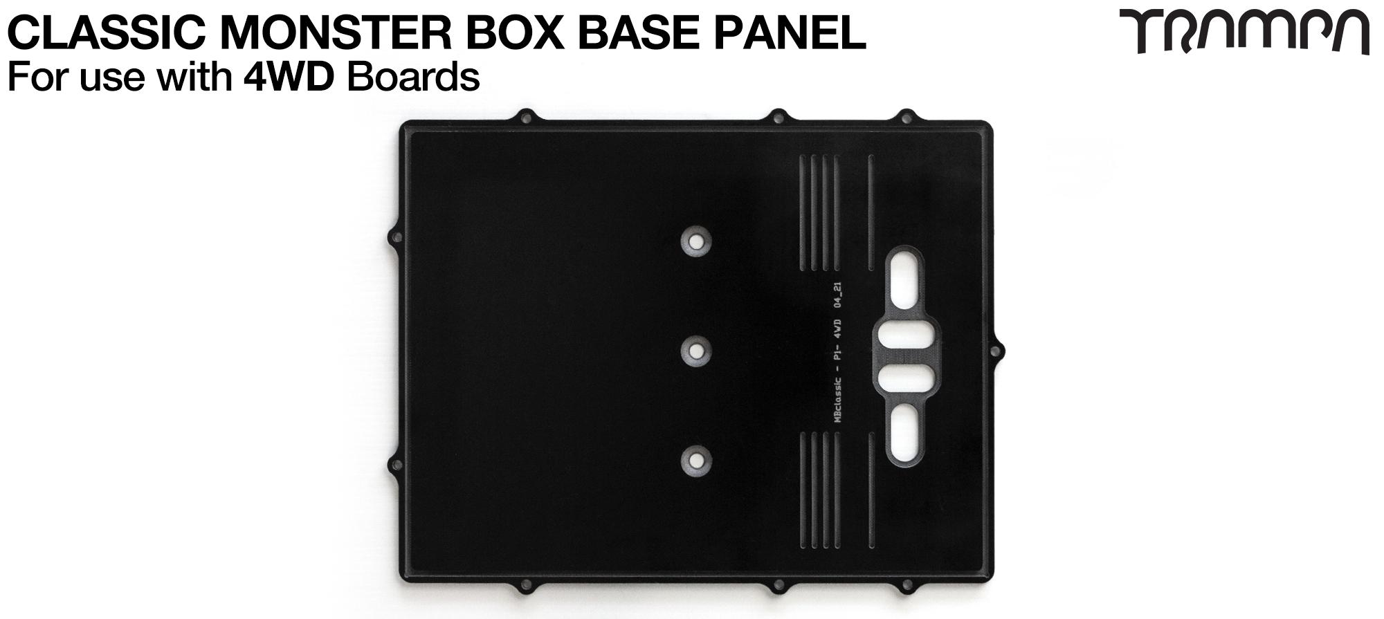 CLASSIC MONSTER Box MkV 4WD BASE