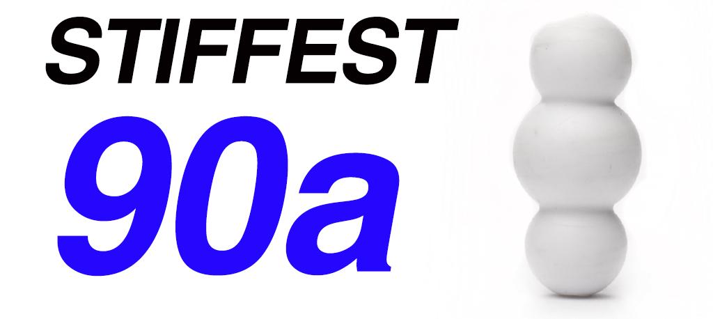 WHITE DAMPA's - 90a Stiffest Steering