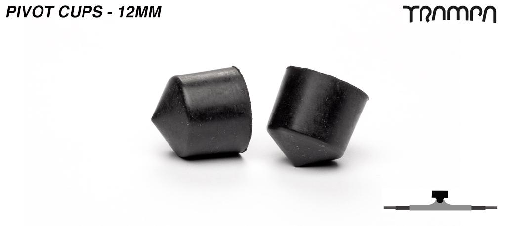 TRAMPA Skate truck pivot cups - Pair
