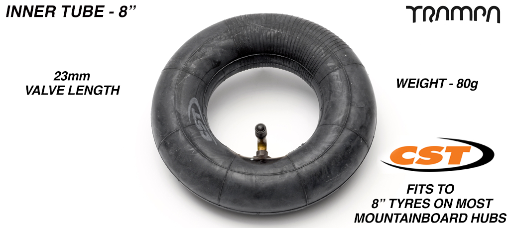 8 Inch Regular Inner Tube made by PRIMO - 200x50mm