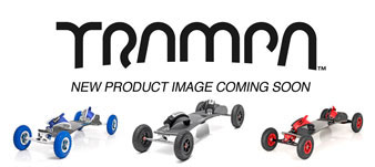 OPEN BELT DRIVE Electric Mountainboard with MONSTER Box with 8 inch Wheels & Twin Motor - 21700 LOADED CELL Pack (COPY)